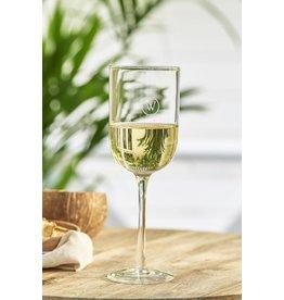 Riviera Maison W-White Wine Glass