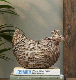 Riviera Maison Rustic Rattan Miss Chicken