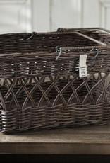 Riviera Maison RM rustic rattan shopping basket RM L