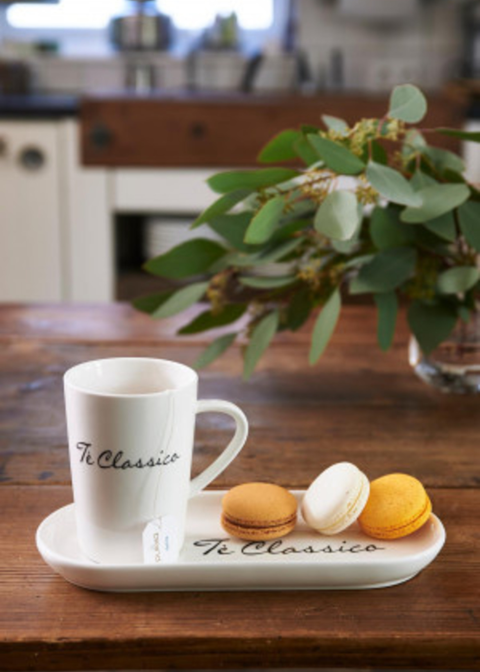Riviera Maison Te Classico Cup and Saucer