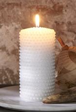 Riviera Maison Pretty Pearl Candle 7 x 14