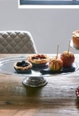 Riviera Maison Luxembourg Oval Cake Stand L
