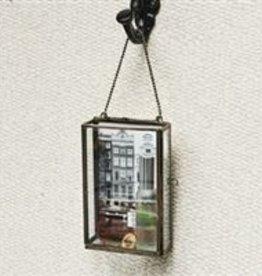 Riviera Maison French Glass Hanging Photo Box M