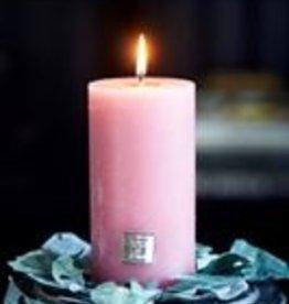 Rustic Candle raspberry 7 x 13