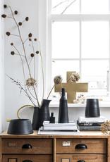 vtwonen Vase ceramic Black 39cm
