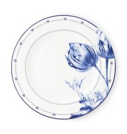 Janny van der Heijden Plate Rim Tulip Ornament 26.5 cm