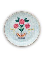 pip studio Tea Tip Blushing Birds White 9cm