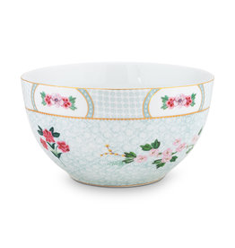 pip studio Bowl Blushing Birds White 18cm