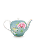 pip studio Tea Pot Small Blushing Birds Blue 750ml