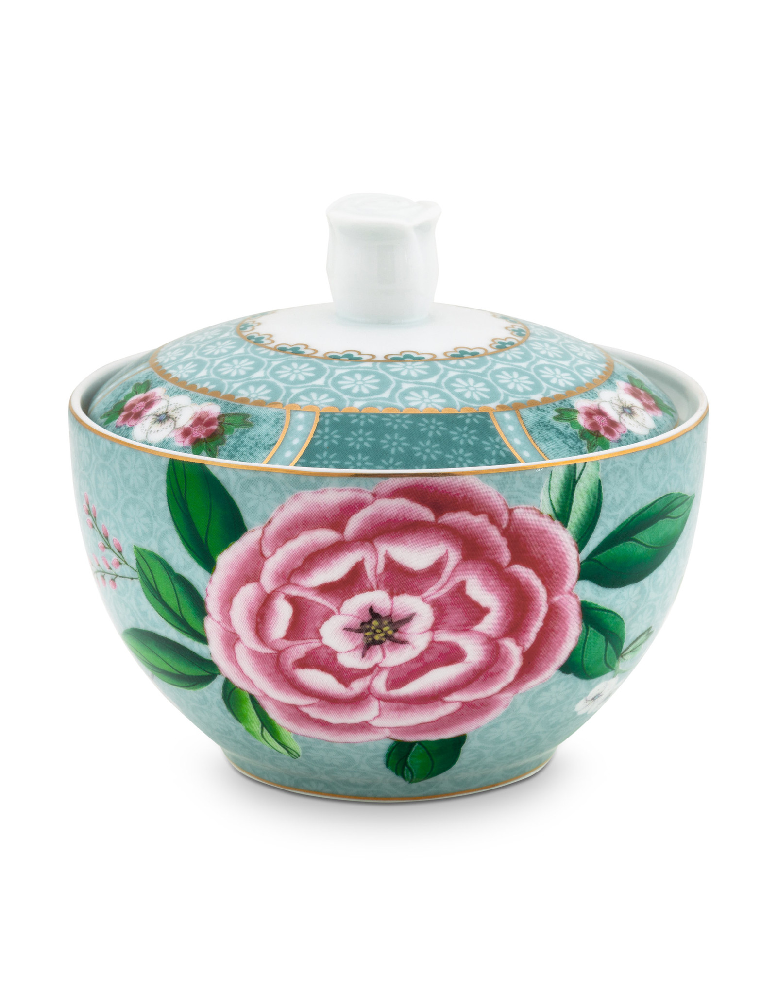 pip studio Sugar Bowl Blushing Birds Blue 300ml