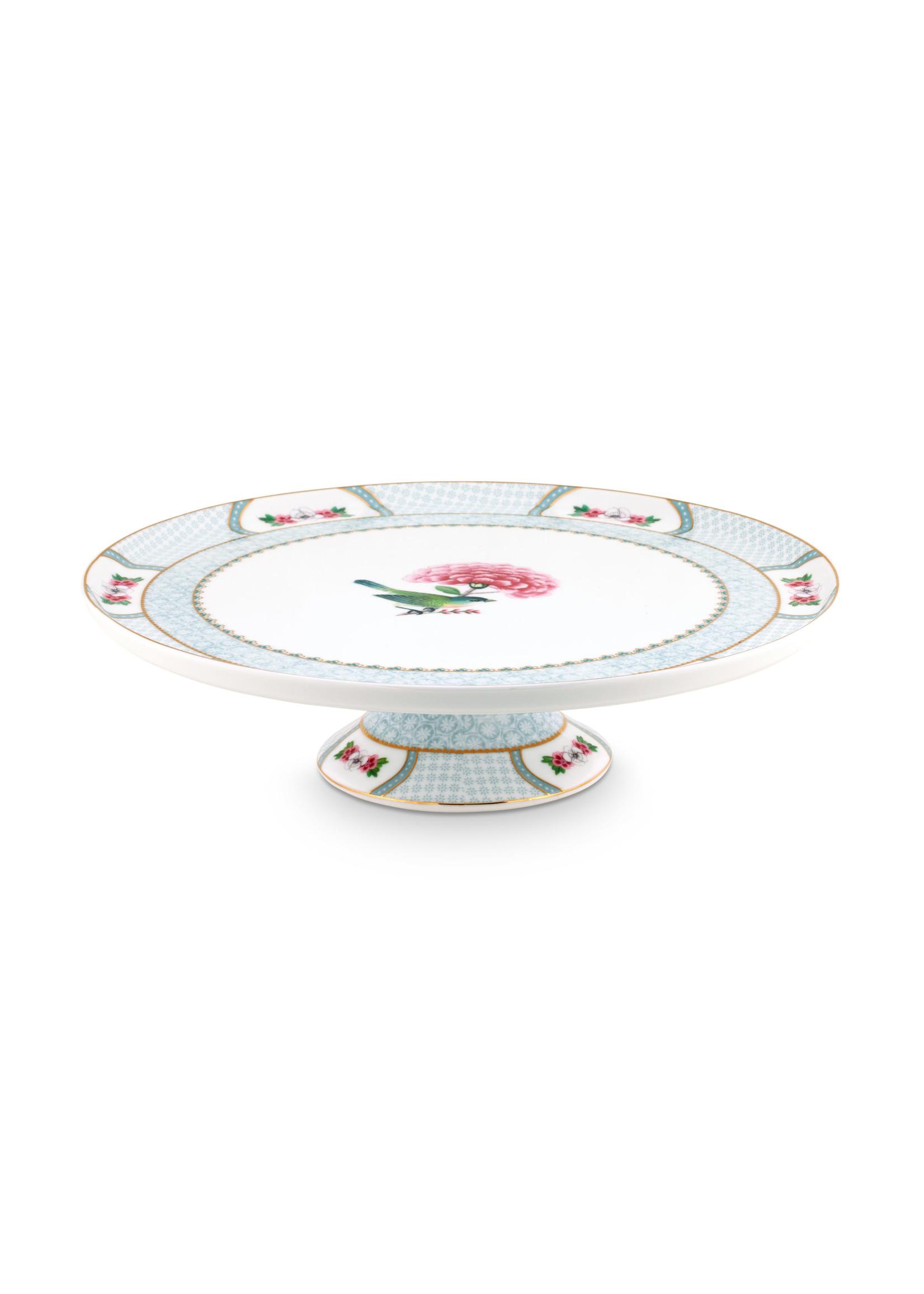 pip studio Cake Tray Blushing Birds White 30.5cm