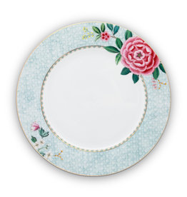 pip studio Plate Blushing Birds White 26.5cm