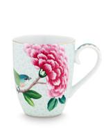 pip studio mug Large Blushing birds white 350ml