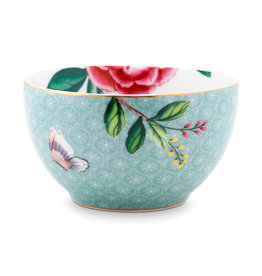 pip studio Bowl Blushing birds Blue 9.5cm