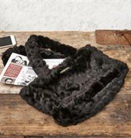 Riviera Maison Classic Mink Faux Fur Bag