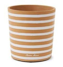 Riviera Maison Botanical Stripe Pot