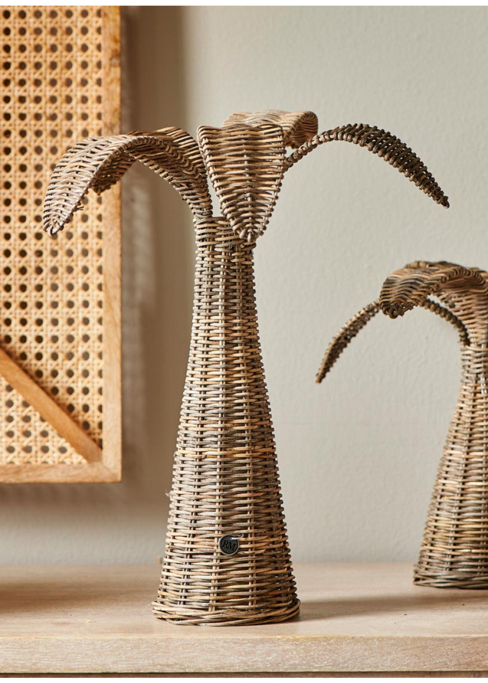 Riviera Maison Rustic Rattan Palm Tree M