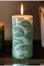 Riviera Maison Palm Leaves Candle 7 x 14