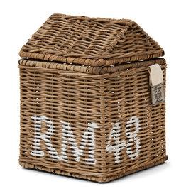 Riviera Maison Rustic Rattan Rm 48 Tissue Box