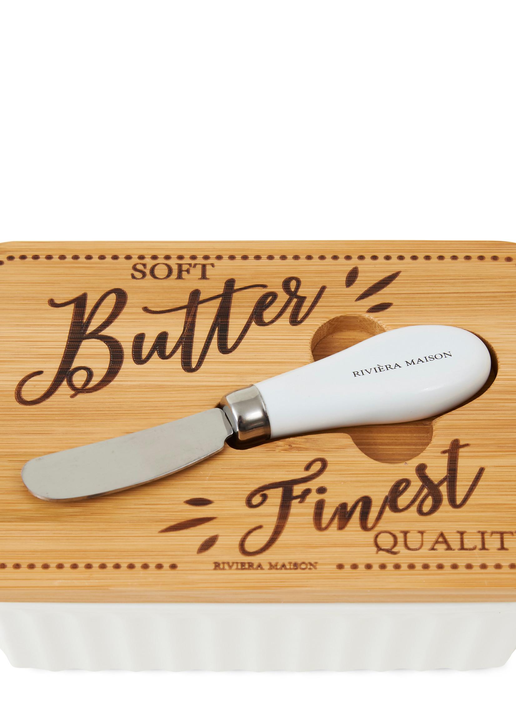 Riviera Maison Finest quality butter dish