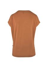 Zusss Tof Basic T-shirt Bonjour Honing