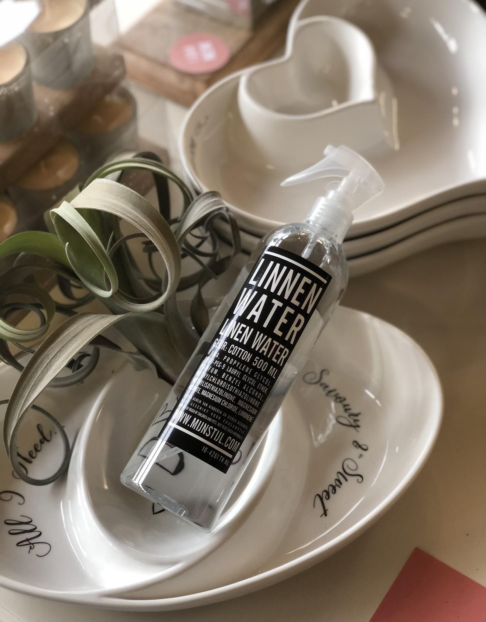 Mijn stijl Linnenwater Parfum linnen