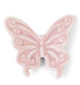Riviera Maison Lovely Butterfly decoration pink