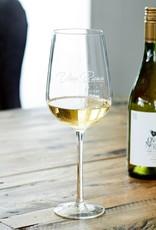 Riviera Maison Vino Bianco Wine Glass