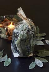 Riviera Maison Luscious Leaf Vase Filler green