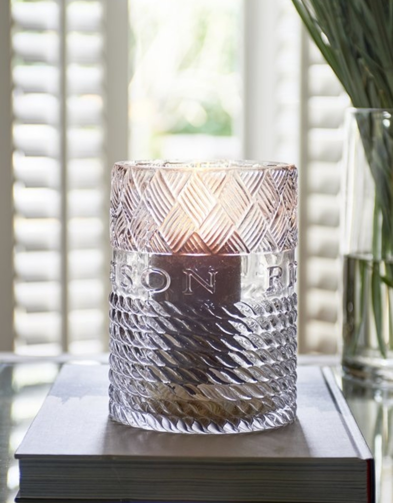 Riviera Maison RM mixed rope hurricane clear