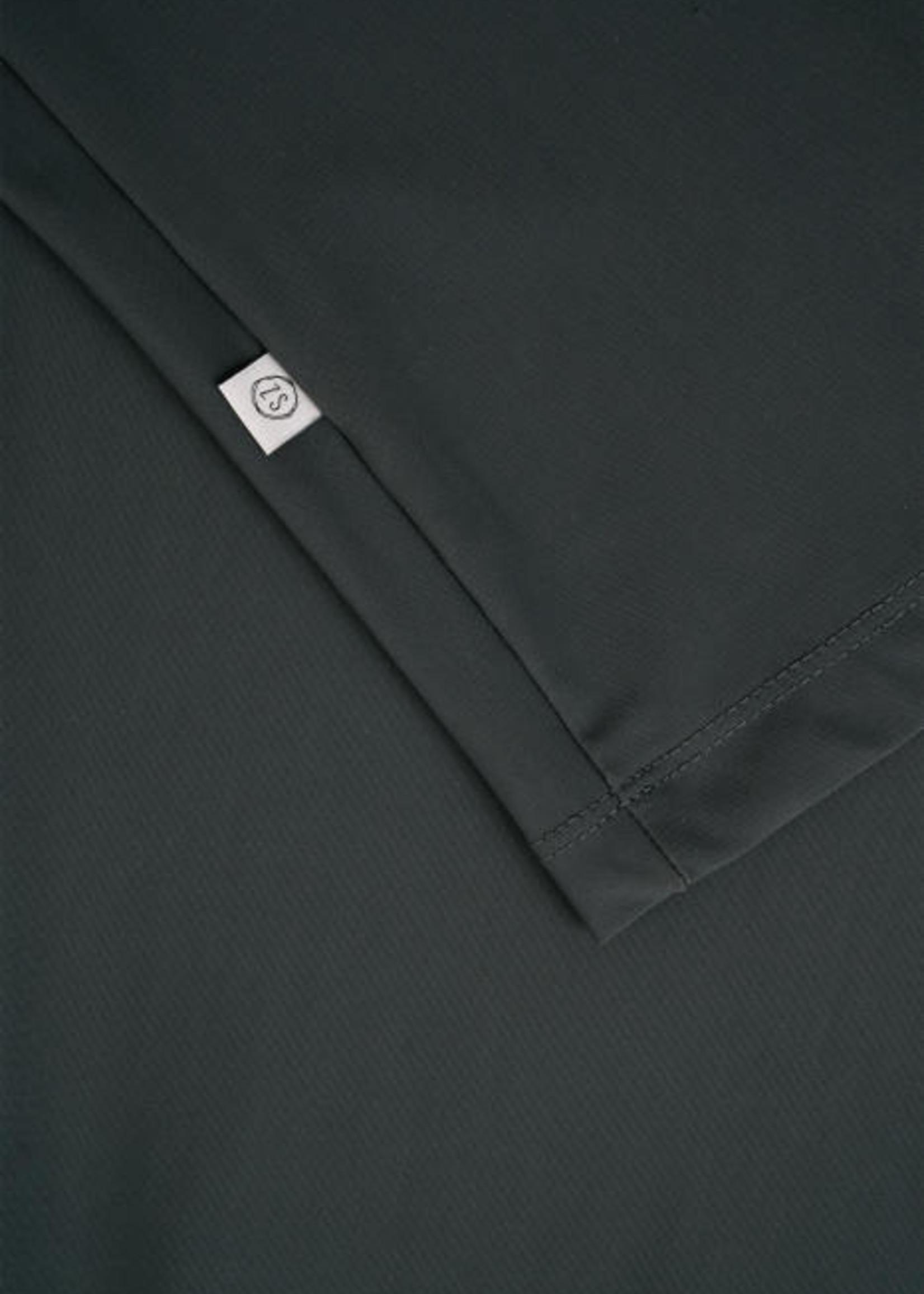 Zusss hippe frivole broek grijs-groen XL