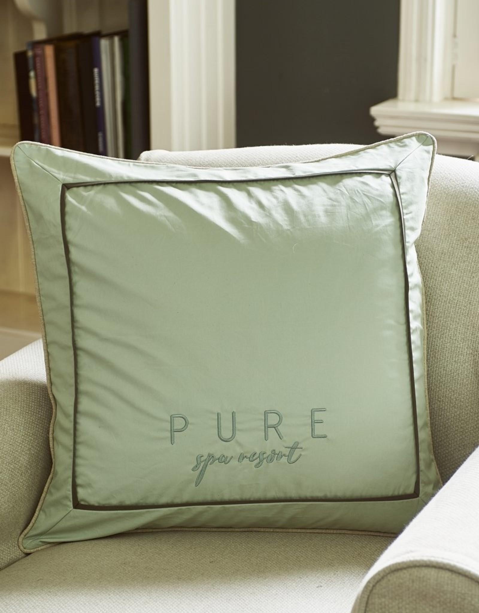 Riviera Maison Pure Spa Resort green 60x60