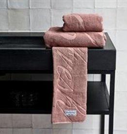 Riviera Maison Spa Specials Guest Towel pink 50 x 30