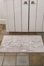 Riviera Maison Bath mat Stone
