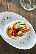 Riviera Maison Savoury and Sweet serving bowl