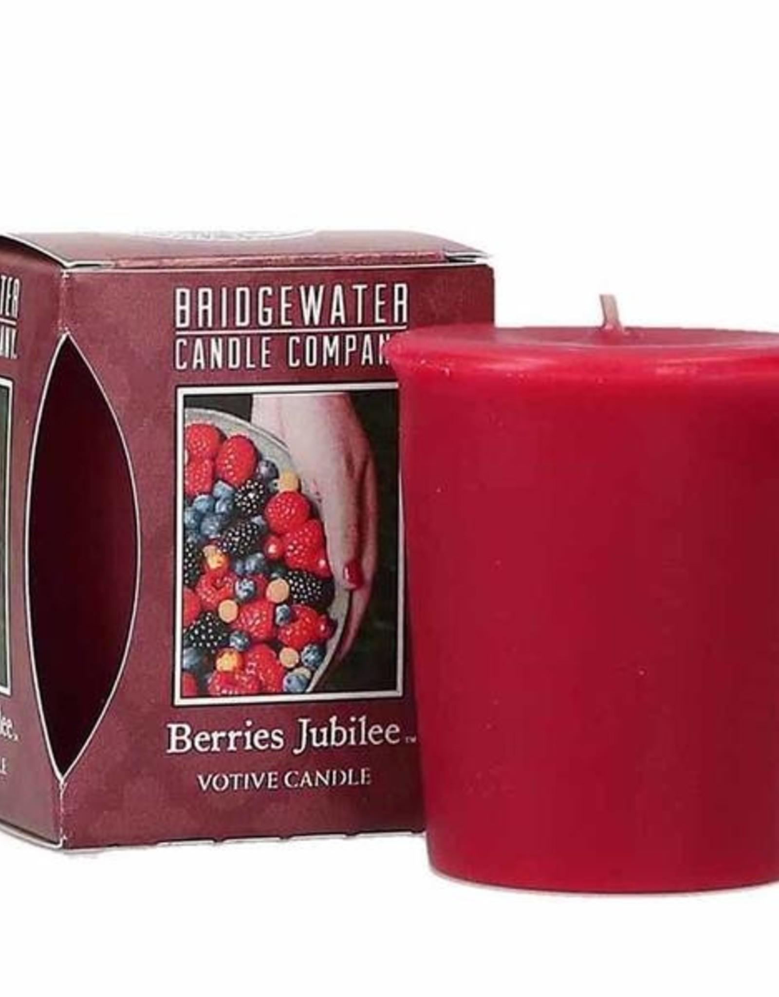 Bridgewater Votive Berries Jubilee