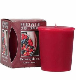 Bridgewater Votive Berries Jubilee