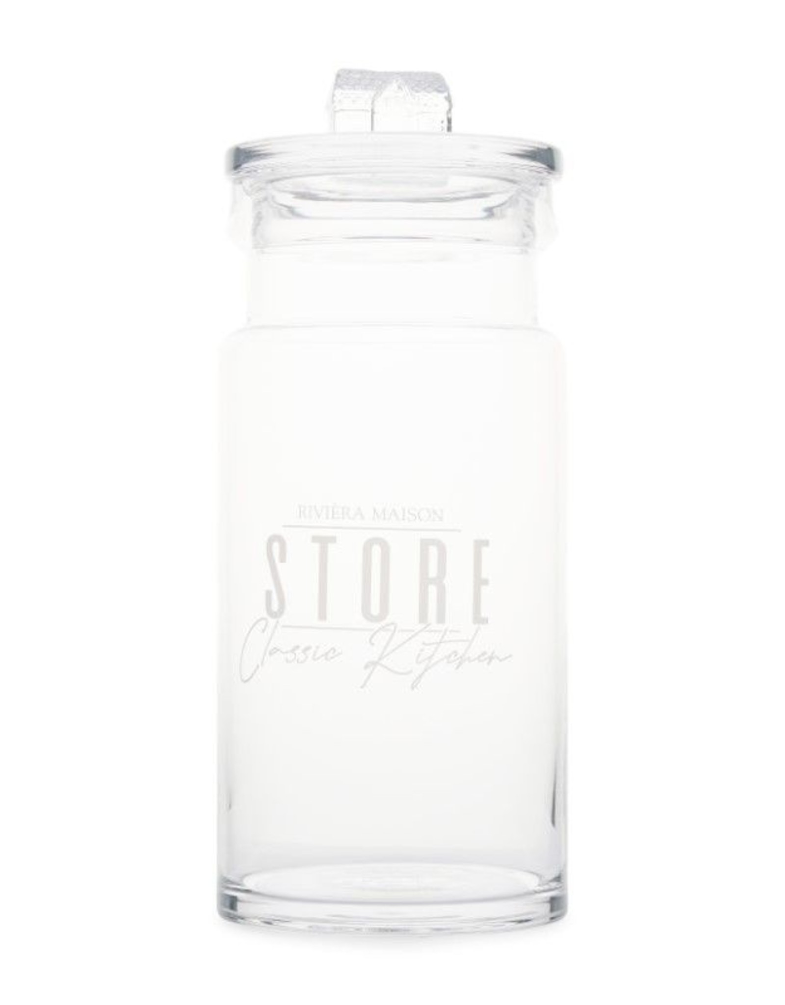 Riviera Maison Classic Kitchen Storage Jar L