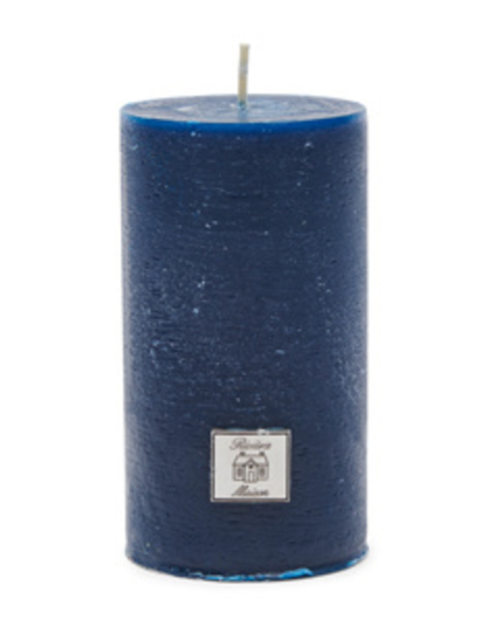 Riviera Maison Rustic Candle dress blue 7x13