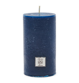 Riviera Maison Rustic Candle dress blue 7x13