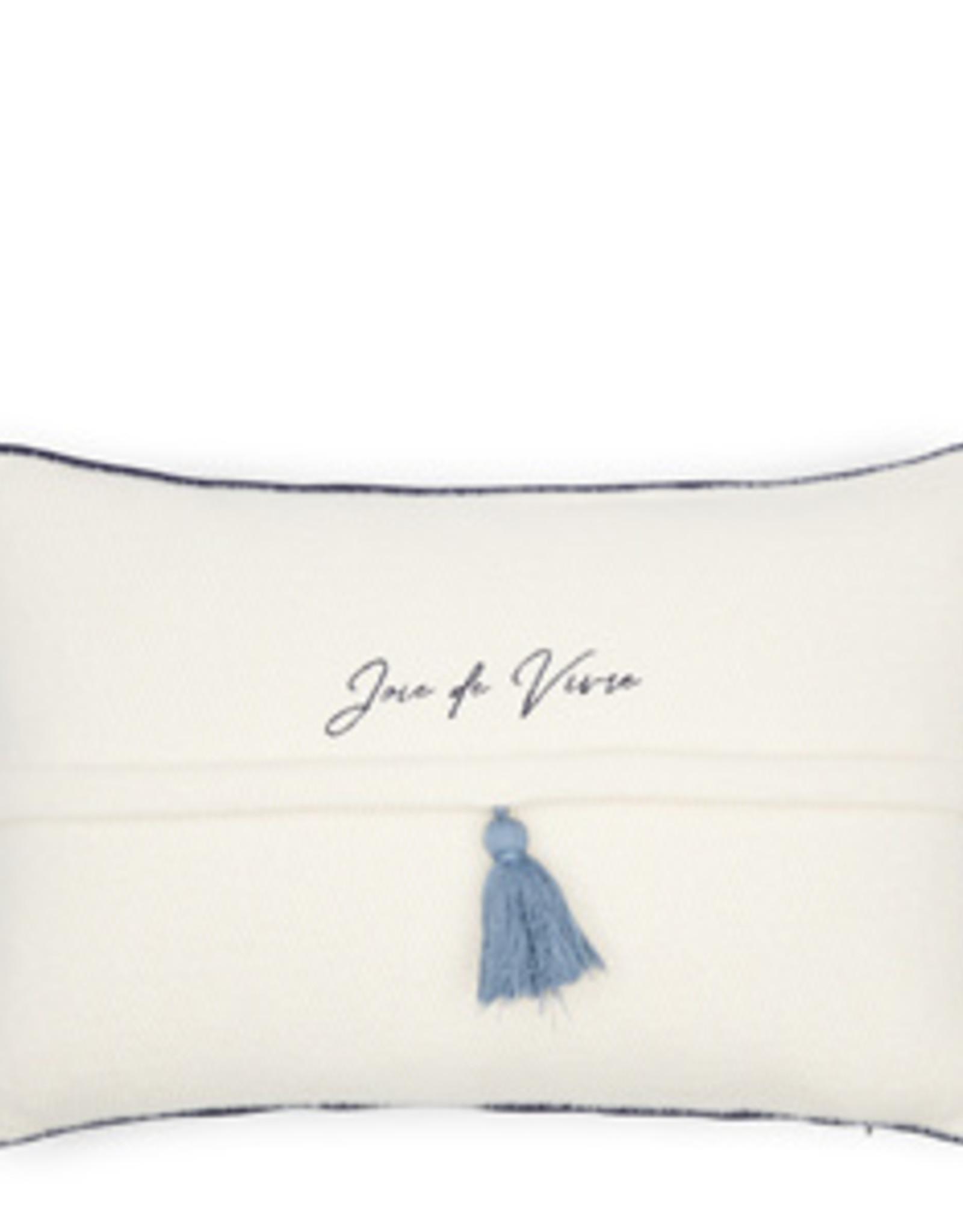 Riviera Maison Tassle Pillow Cover 65x45