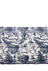 Riviera Maison Toile Printed Throw 180x130