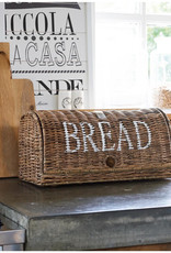 Riviera Maison Rustic Rattan Bread Box