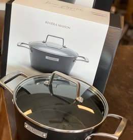 Riviera Maison Buon Appetito Casserole Pan With Lid