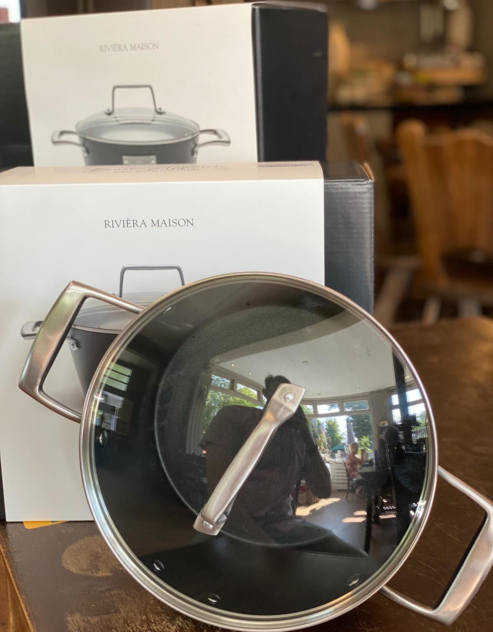 Riviera Maison Buon Appetito Casserole Pan With Lid