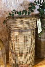 Riviera Maison Rustic Rattan Biscuit Barrel