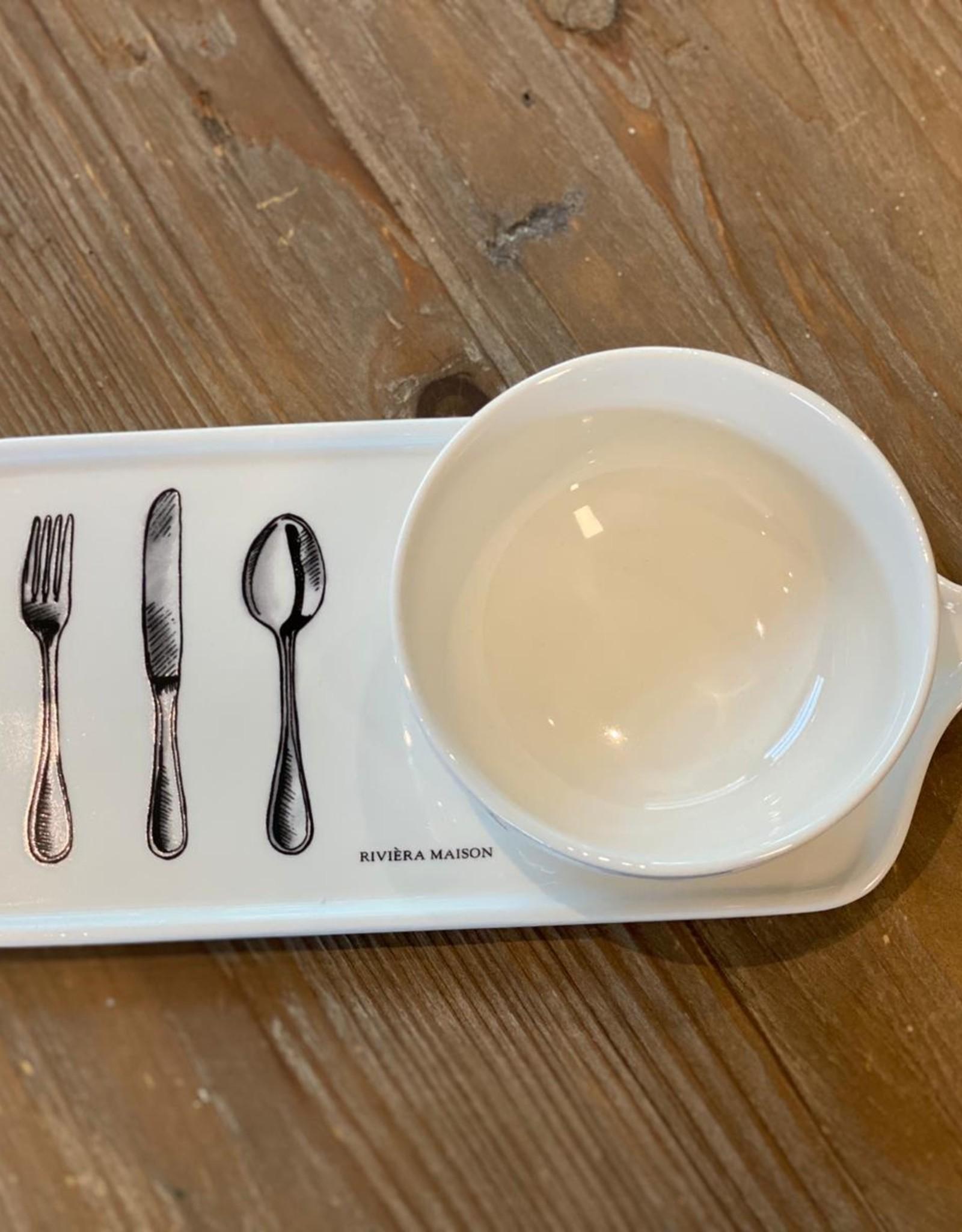 Riviera Maison Chef's Special Dinner Set