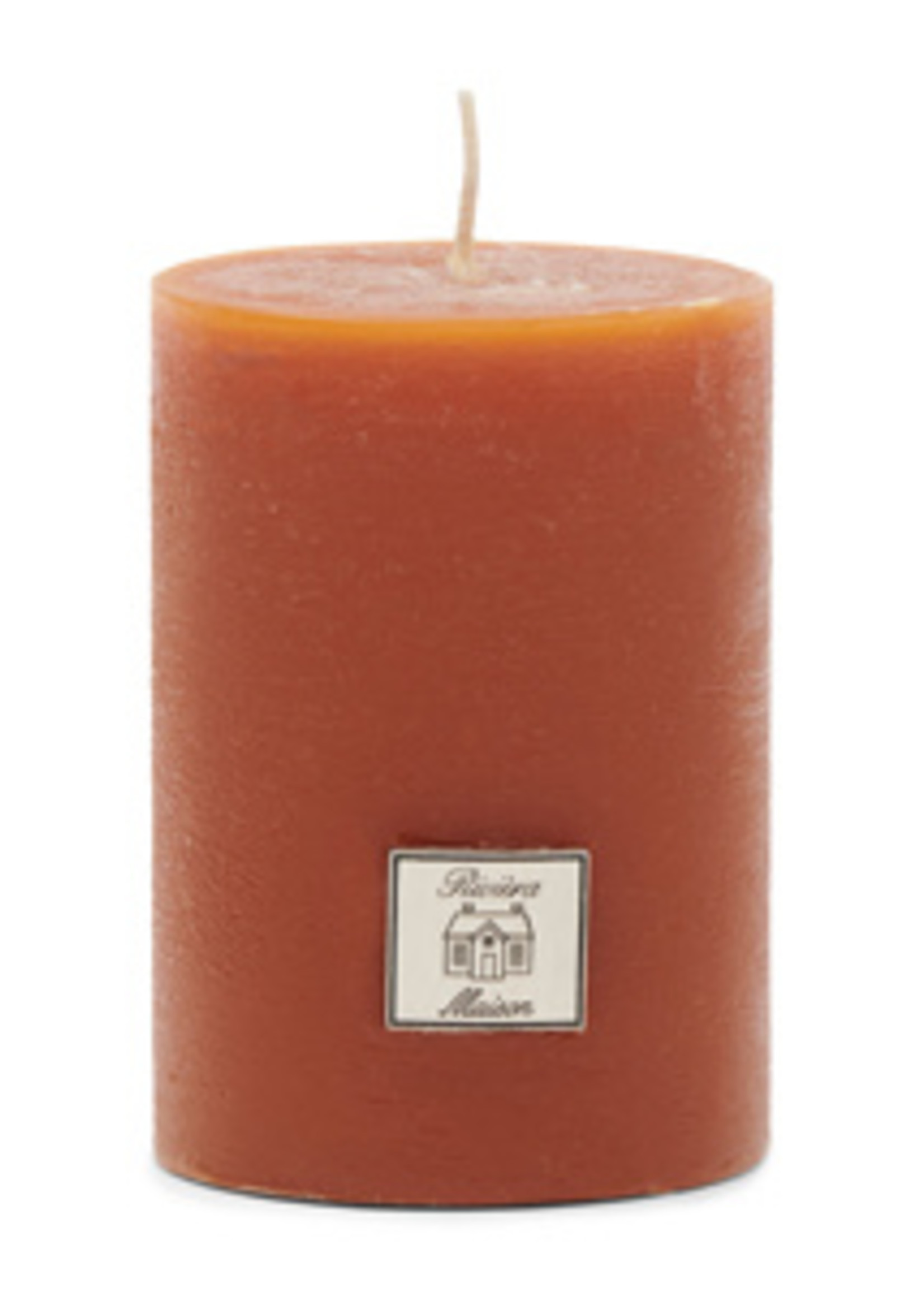 Riviera Maison Rustic Candle rust 7x13
