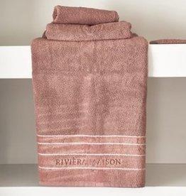 Riviera Maison RM Elegant Towel plum 140x70