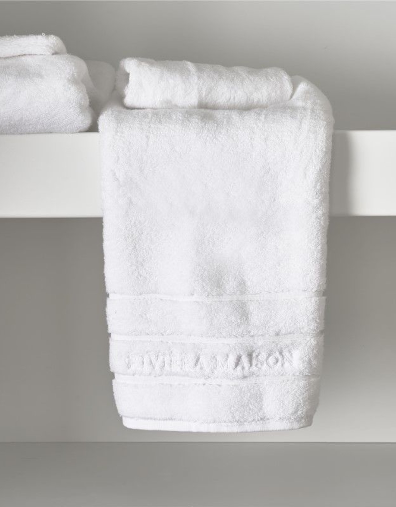 Riviera Maison RM Hotel Towel white 100x50